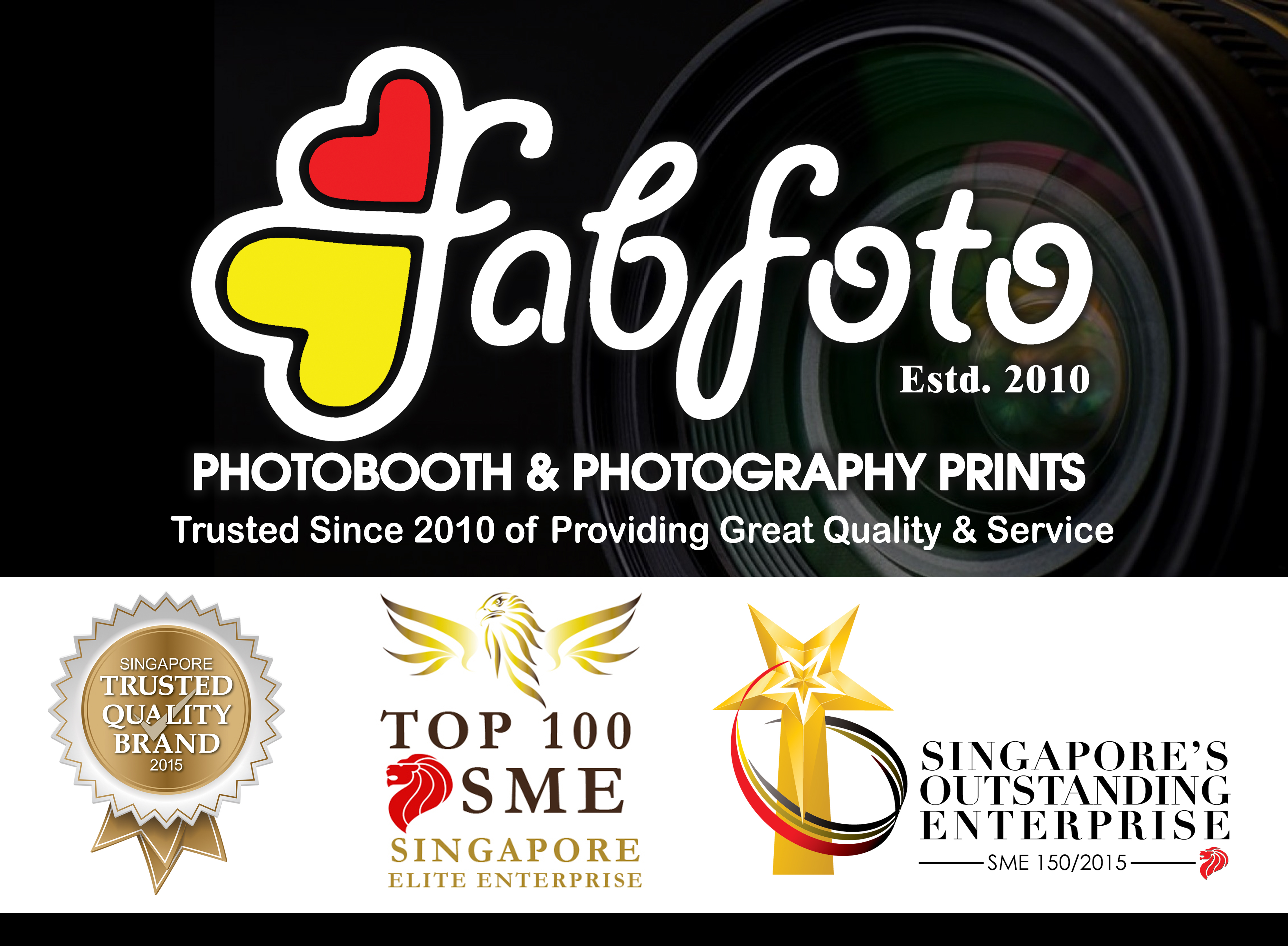 Instant Printing Services, Photo Booth Rental Singapore